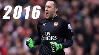 David Ospina - Best Saves 2016 ● Amazing Saves Show ● HD