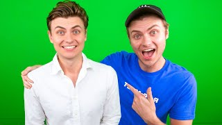 Q&A WITH MY TWIN BROTHER!!