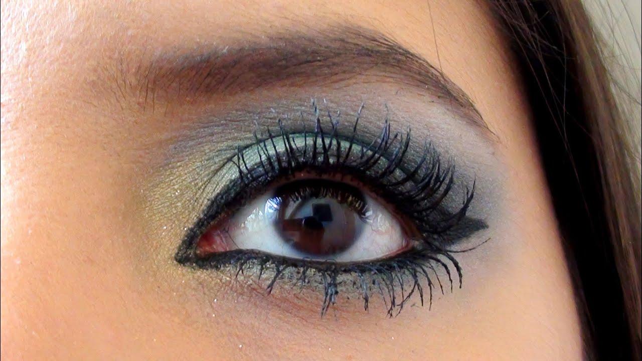 Maquillaje y peinado para fiesta elegante youtube - Peinados de fiesta ...