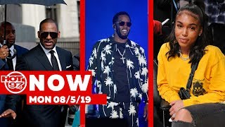 R.Kelly Pleads Not Guilty + Diddy & Lori Harvey Dating + More