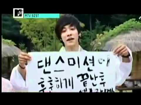 Compilation Of Lee Kikwang B2ST Beast Cute Moments