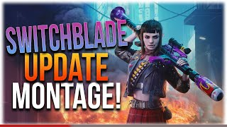 *NEW* ROGUE COMPANY SWITCHBLADE UPDATE!... (Rogue Company montage)