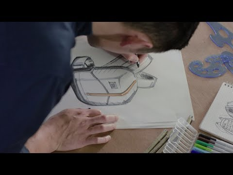 Commercial and Industrial Designers Career Video
