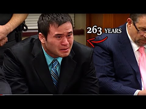 5 INSANE Convict FREAK-OUTS After Given Life Sentences (Caught On Tape)...
