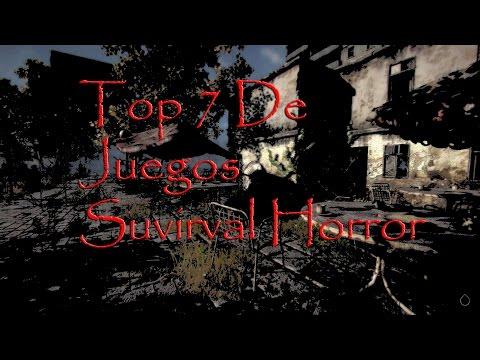 Top 7 de Juegos Survival Horror [Pocos Requisitos]
