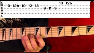 PIRATES OF THE CARIBBEAN - Guitar Lesson