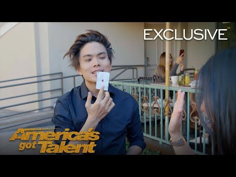 A Behind The Scenes Look At AGT Live In Las Vegas - Americas Got Talent 2018