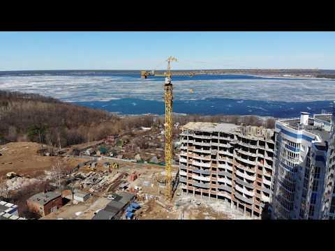Волга-Сити Панорама 14.04.2019
