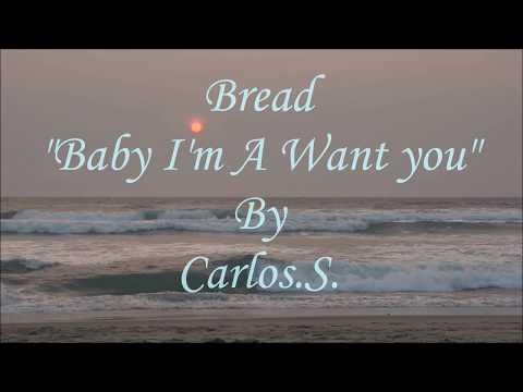 Bread - Baby I'm A Want You/ Lyrics