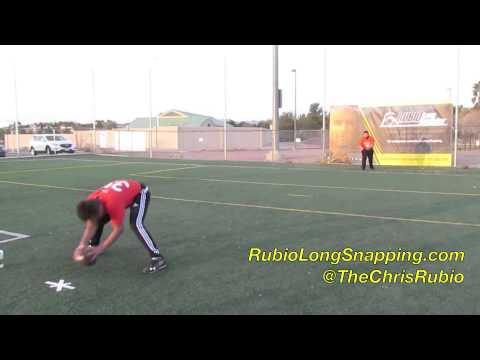 Rubio Long Snapping, Simon Samarzich, VEGAS XXV