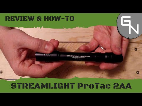 How To & Review: The Ten-Tap Programmable Streamlight ProTac 2AA