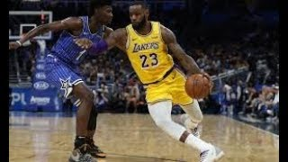 Los Angeles Lakers vs Orlando Magic NBA Full Highlights (NOVEMBER 18TH 2018-19)
