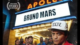 Bruno Mars Reveals Inspiration Behind 24K Magic Live at Apollo