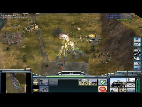 Granger VS GLA & China - Command And Conquer Generals: Zero Hour