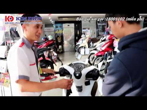 Hướng Dẫn Sử Dụng Xe Honda SH 125/150i ABS