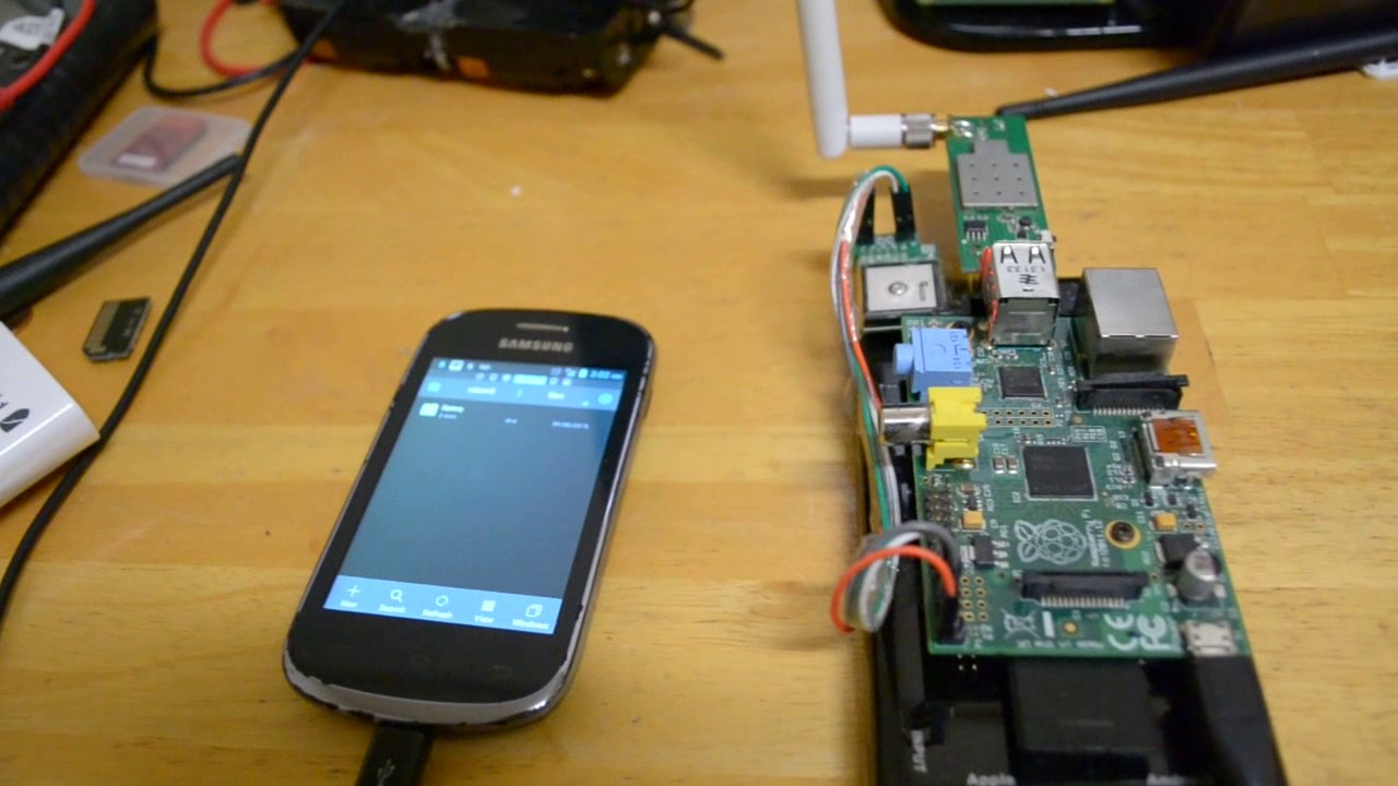 Raspberry Pi GPS Tracking