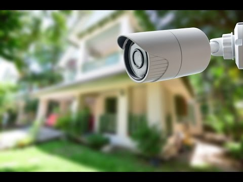 Home surveillance system project