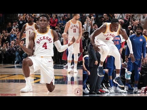 Pistons Blew 22 Point Lead vs Pacers Last 18 Minutes! 2017-18 Season