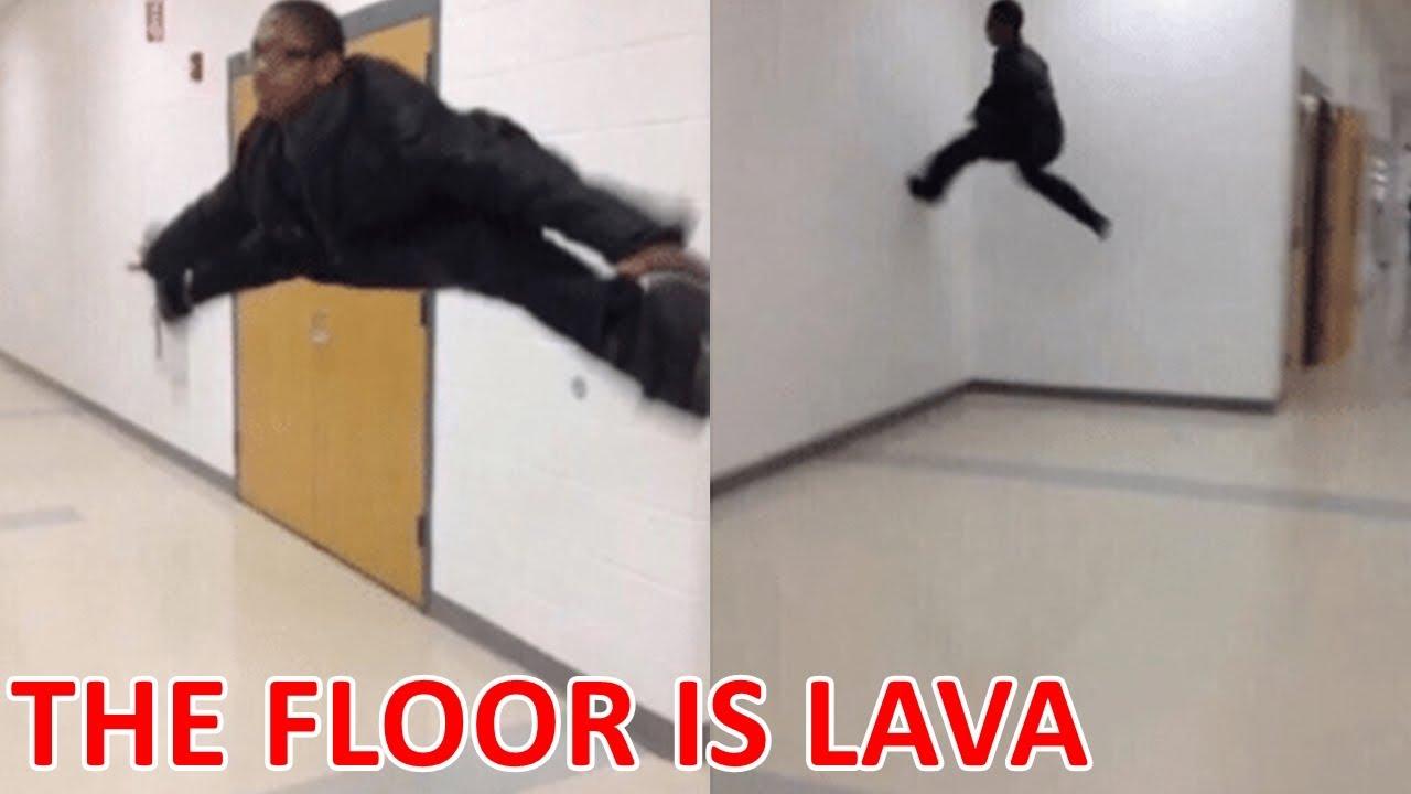 Quot The Floor Is Quot Memes Youtube