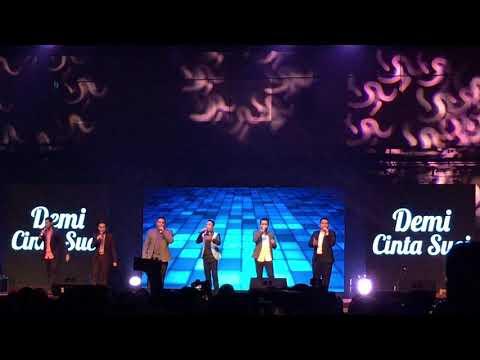 Konsert REUNIC (UNIC) - Demi Cinta Suci LIVE