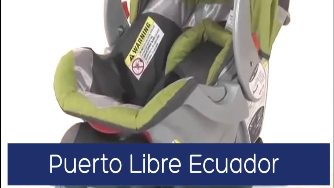 Coche De Bebé Baby Trend Expedition Elx Puerto Libre Ecuador Youtube