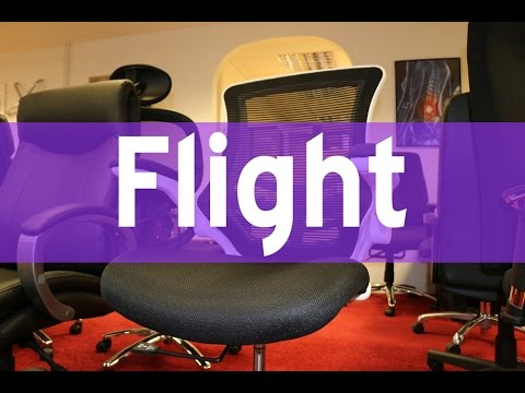 Flight Mesh Operator Chair by AtlantisOffice.co.uk