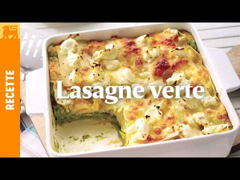 Lasagne Verte