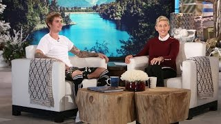 Repeat youtube video Justin Bieber's Exciting Announcement