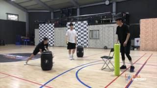 스킬팩토리 - Pre-season training DAY2 (KEB하나은행 신지현)