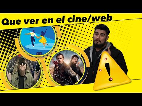 Taquilla que ver en el cine y en la web /  La La Land /A Quien  Invadimos Ahora ? / La Gran Muralla