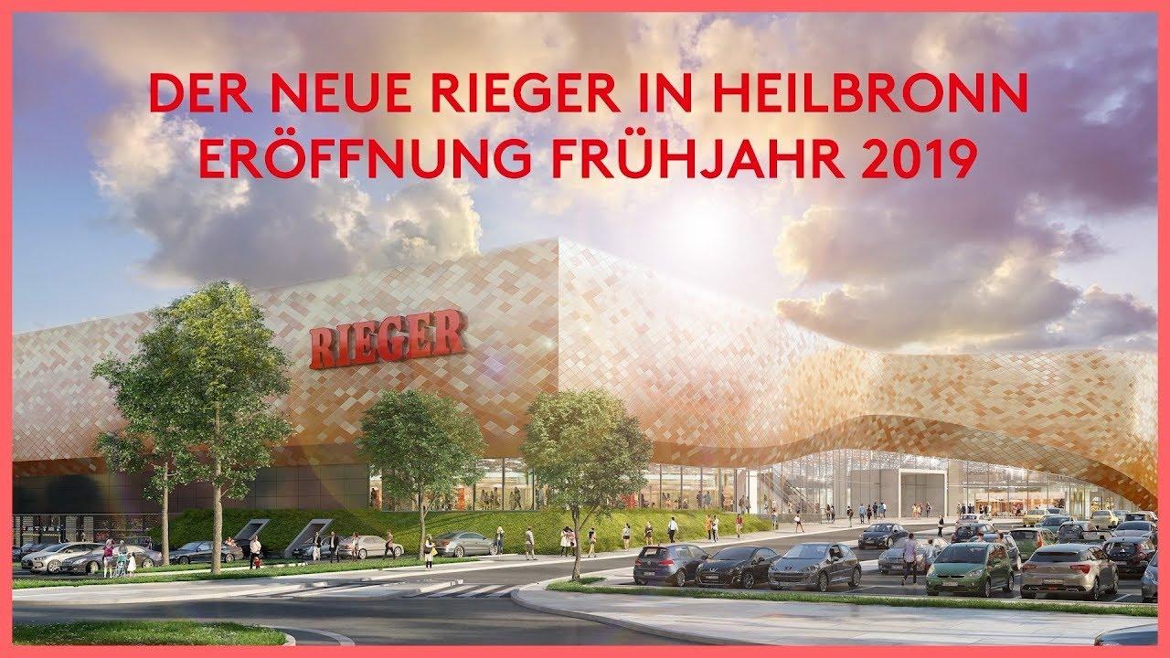 Möbel Rieger In Heilbronn Ein Blick Auf Die Baustelle Youtube