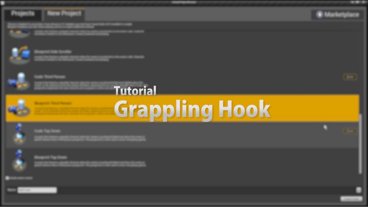 Unreal Engine 4 Attack on Titan Grappling System - Part 2/2