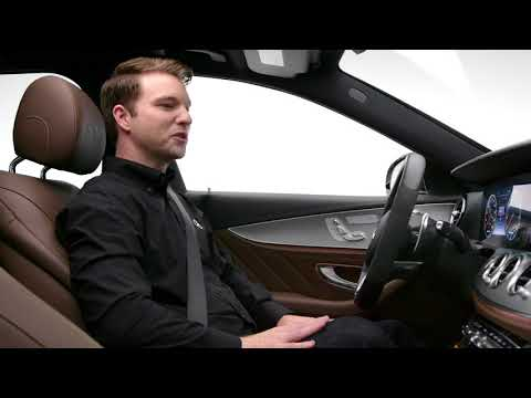 How to Use Mercedes-Benz Voice Control
