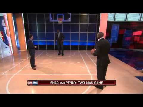 GameTime: Shaq and Penny