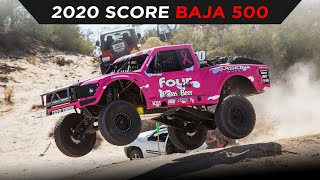 homepage tile video photo for 2020 SCORE BAJA 500 | TOYO TIRES | [4K]