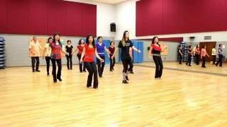 Crash - Line Dance (Dance & Teach in English & 中文)