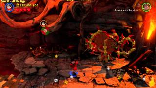 Lego Batman 3 Beyond Gotham: Lvl 12 All the Rage FREE PLAY (All Collectibles) - (HTG)