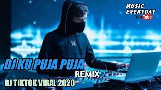 Download DJ KU PUJA PUJA REMIX FULLBASS, DJ TIKTOK VIRAL 2020 SANTUY ABIS