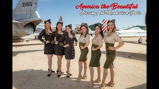 The Manhattan Dolls present, America the Beautiful ***OFFICIAL MUSIC VIDEO***