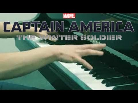Taking A Stand- Captain America: The Winter Soldier (2 pianos)