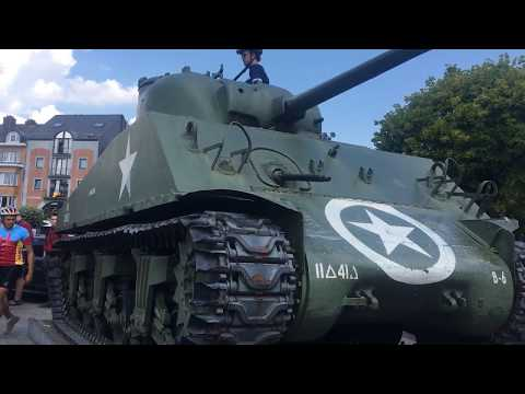 Amazing trip to Belgium and Luxembourg Military Memorials