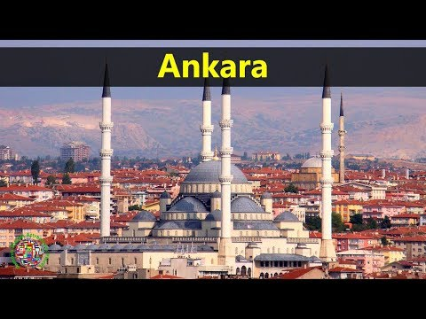 Best Tourist Attractions Places To Travel In Turkey | Ankara Destination Spot