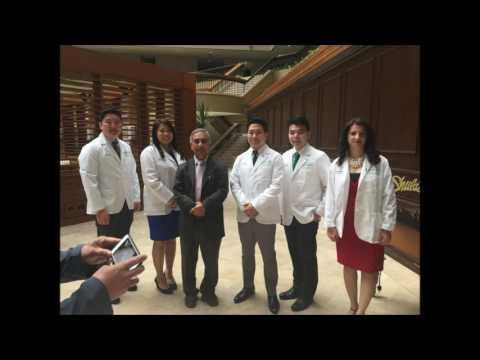 Roosevelt University College of Pharmacy Class of 2019 Group 5 White Coat
