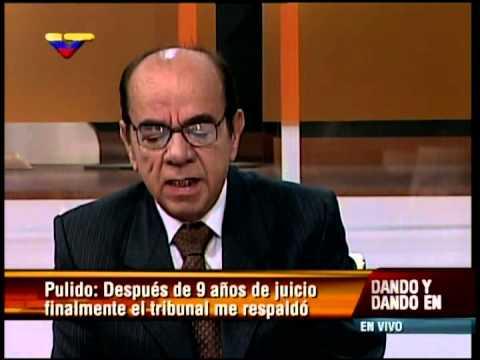 Adolfredo Pulido gana demanda a diario El Nacional e Ibeyise Pacheco por difamación