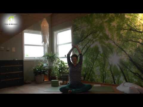 Third-Trimester Prenatal Yoga