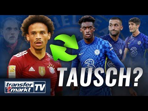 Download Chelsea-Gerüchte um Sané – Hudson-Odoi, Pulisic oder Ziyech im Tausch zu Bayern? | TRANSFERMARKT