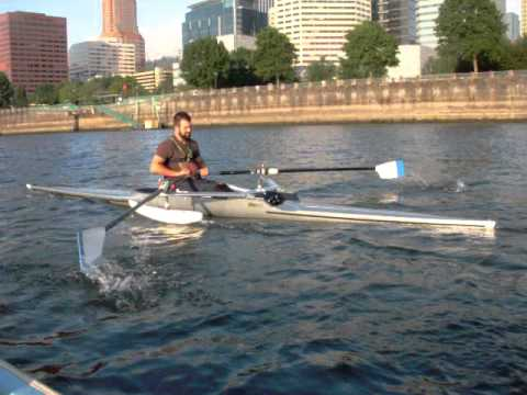 Station L Rowing Club - Adaptive Practice - Video #4