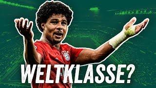 Wie gut ist Serge Gnabry? Kann der FC Bayern die CL gewinnen? SGE-Quickfire!