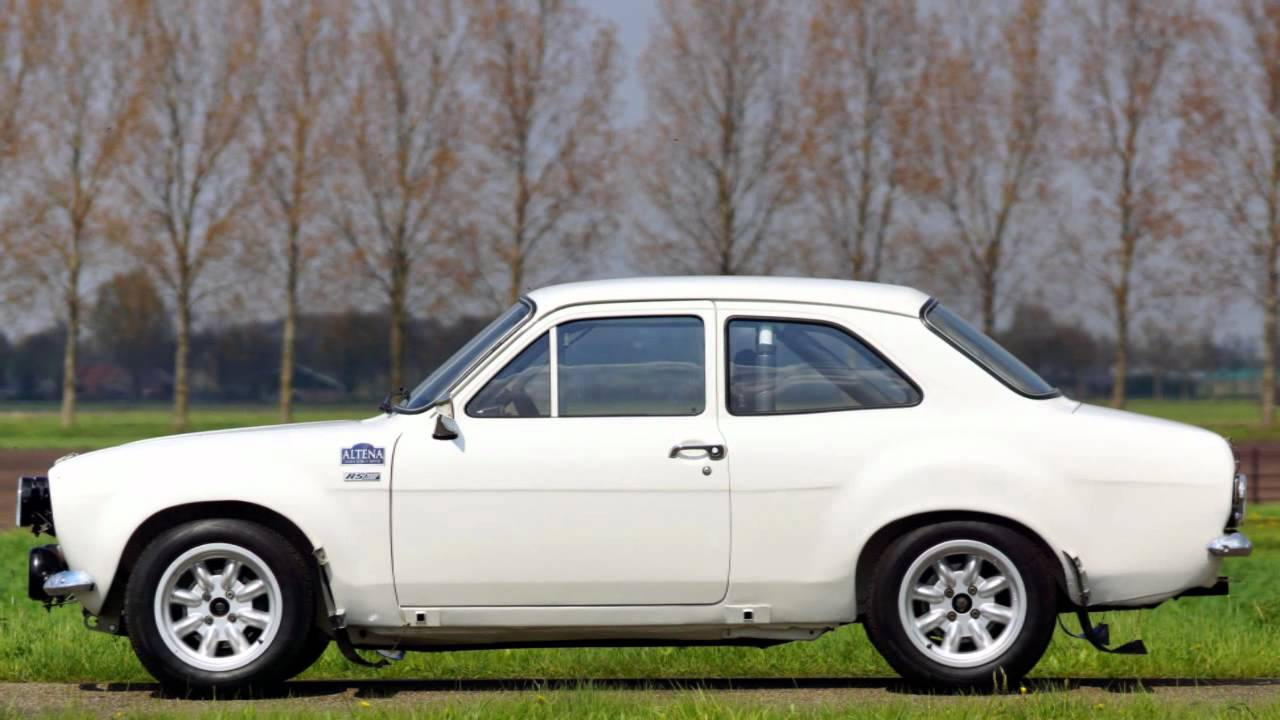 1973 Ford Escort Mk I RS 2000 for sale, a vendre, verkauf, te koop ...
