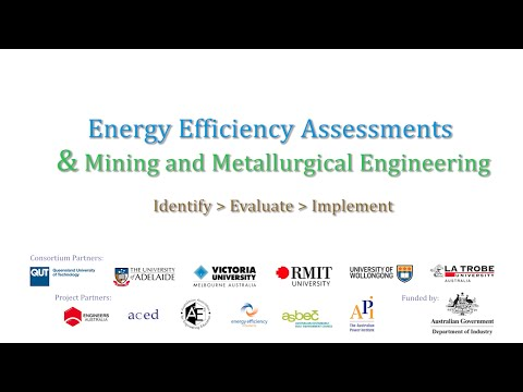 EEERE MMB Mining & Metal Metallurgy Engineering